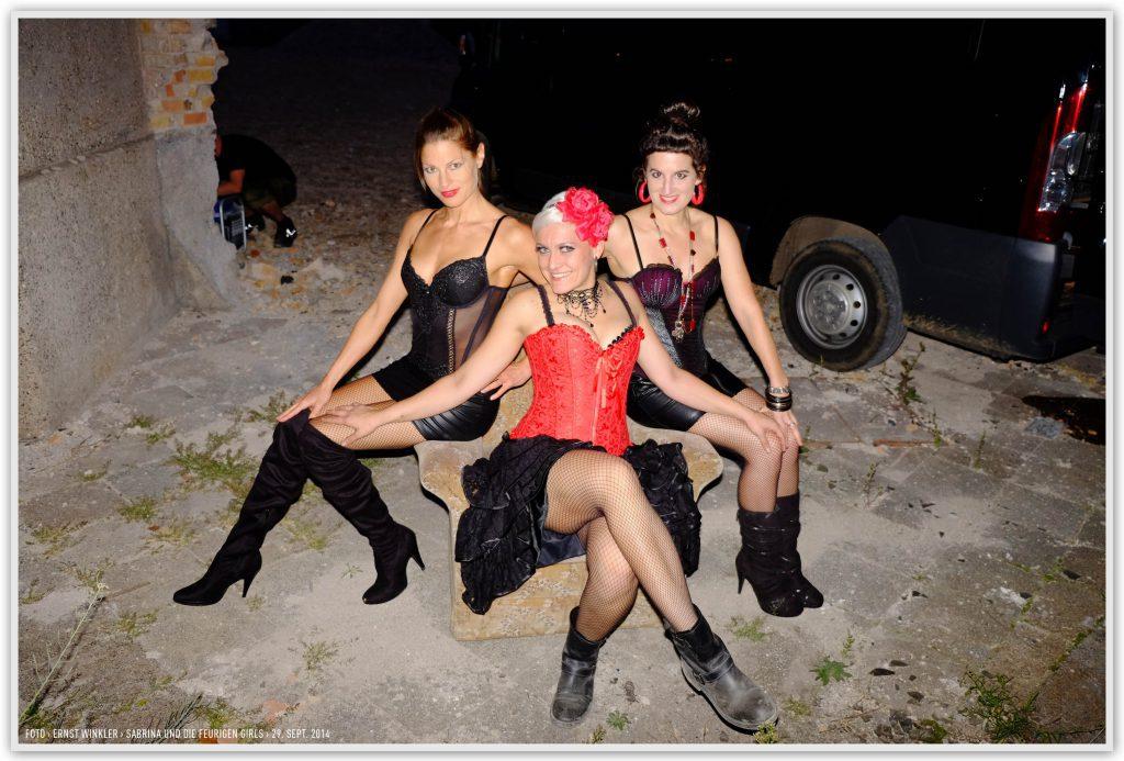 Feuershow-Lichtshow-Musikshow, Heidelberg, S.W.A.P. Sabrina Wolfram Art Project