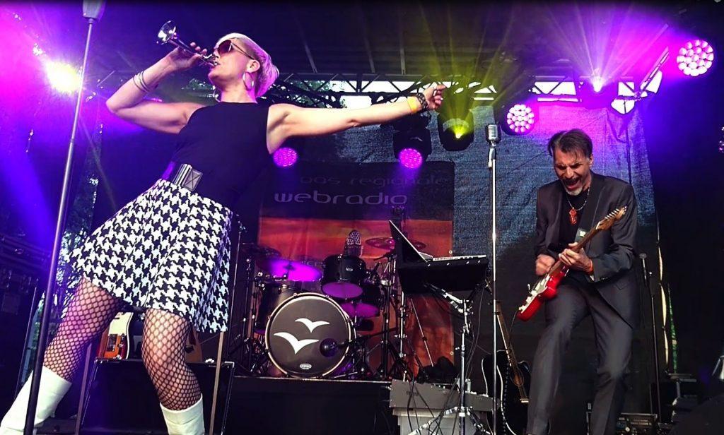 band für event-livemusik-und-feuershow-von-HOMBRE loco-Sabrina Wolfram-heidelberg-band - gunther laudahn-sarah brightman-gregorian-musiker